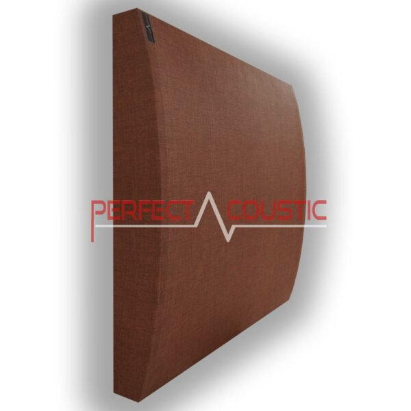 3D-panel brun
