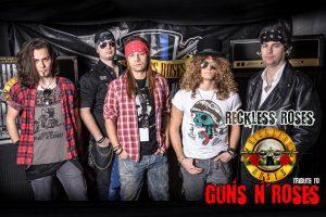 Affisch o Guns-N-Roses