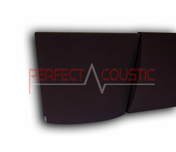 Akustisk absorberare zd