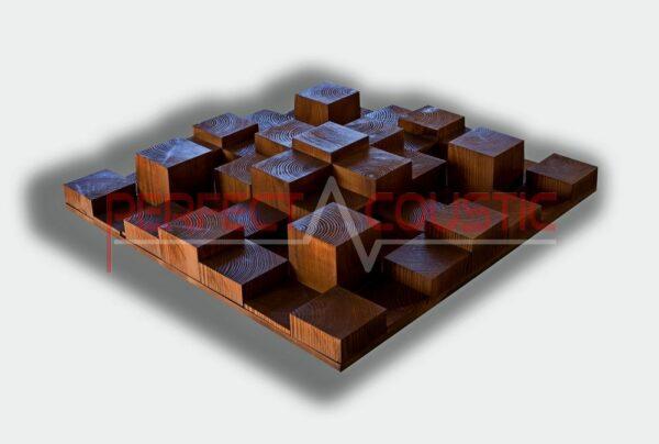 Akustiskt diffusionsmönster 3D (2)
