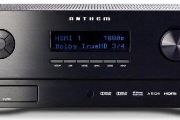 Anthem MRX710 tuner AV-förstärkare