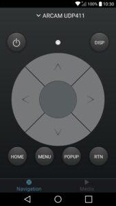 Arcam-Control-applikation-för-Android