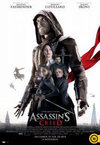 Assassin's Creed filmaffisch