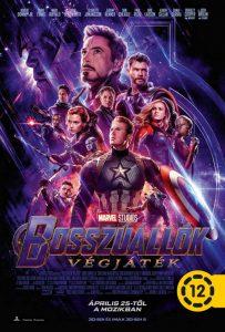 Avengers Endgame-filmaffisch