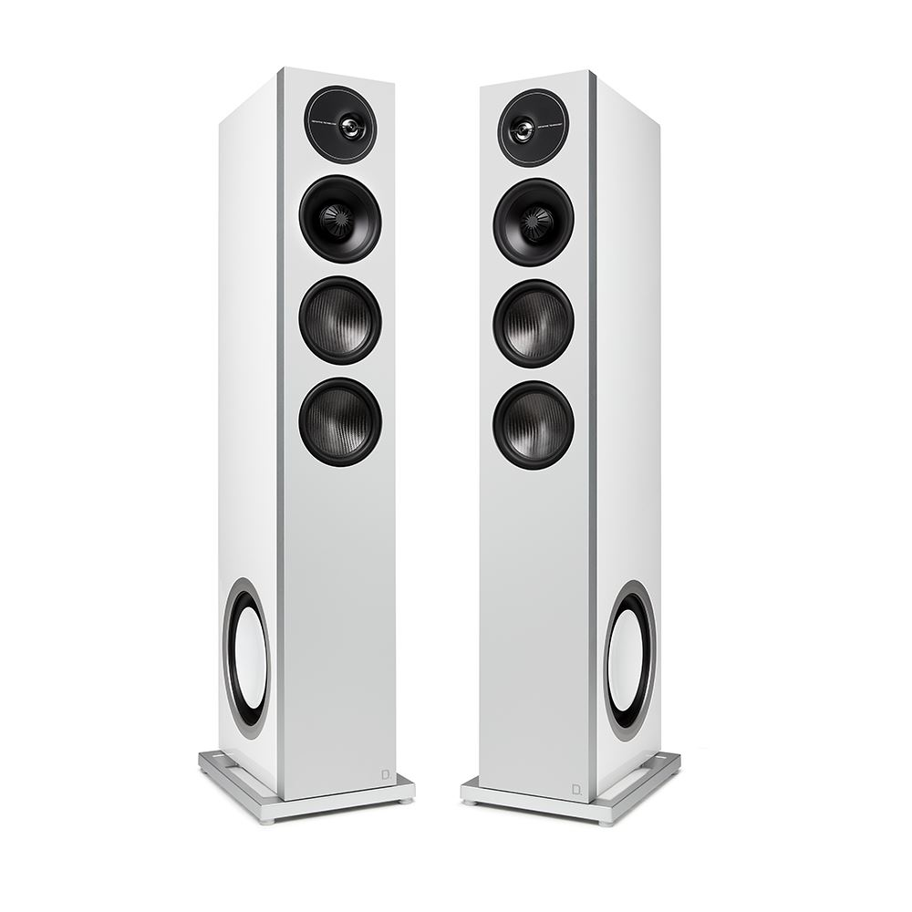 Definitiv teknik för White Tower D15-högtalare