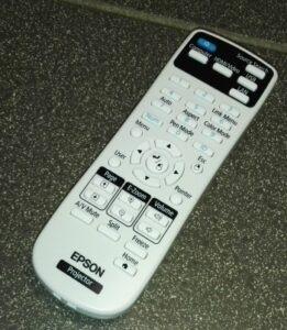EH-LS-100 fjärrkontroll
