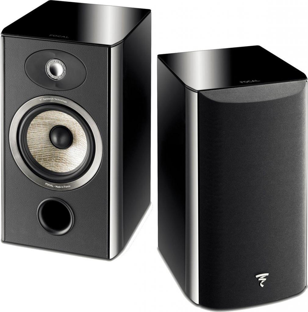 Ett par Focal Aria 906-högtalare