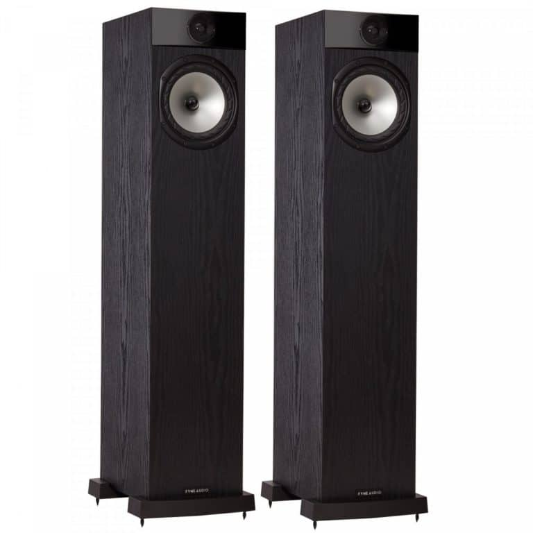 Fyne Audio F302 högtalarrecensioner