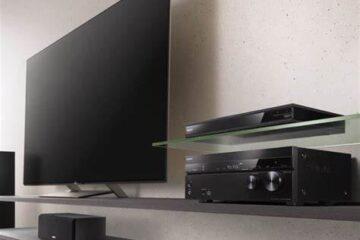 Huvudbild av Sony STR-DN1080-mottagare