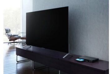 Huvudbild på Sony BDP-S6700 Blu-ray-spelare.