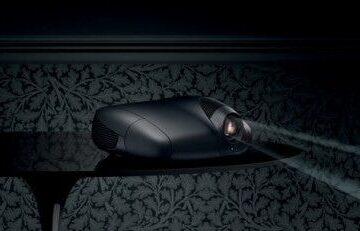 Huvudbilder av Sim2-Nero-3D-2-projektorn.