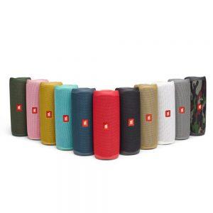 JBL roterar 5 färger