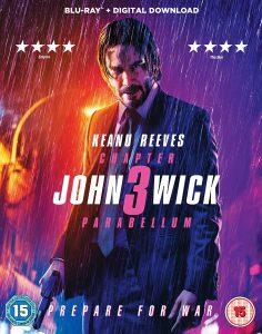 John Wick derde en filmaffisch