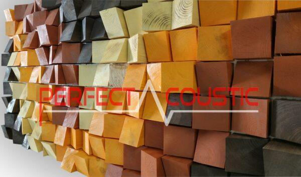 Konstnärliga mönster för akustiska spridare (1)