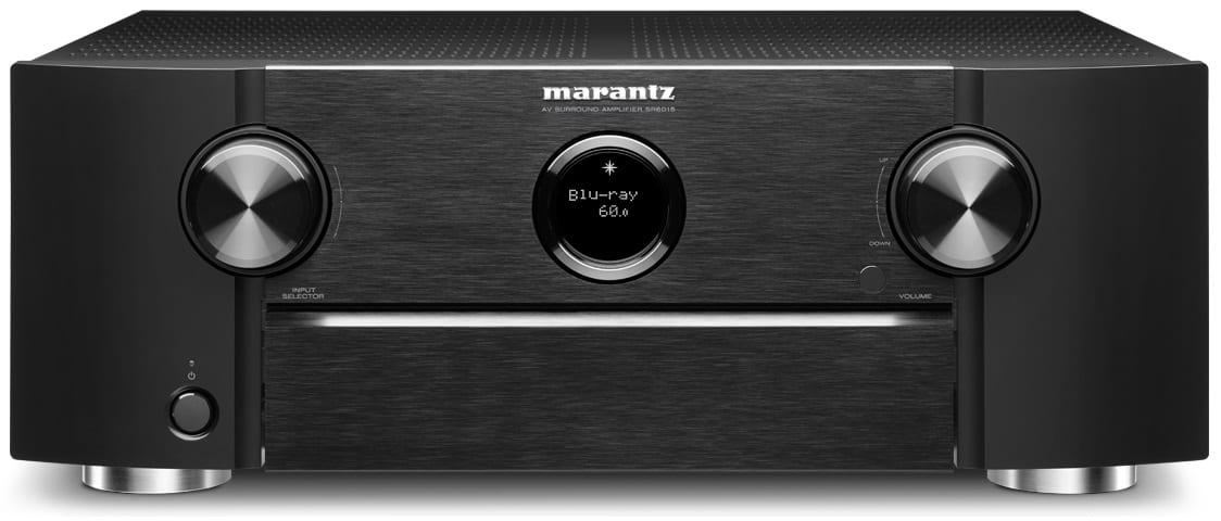 Marantz-SR6015 mottagartest