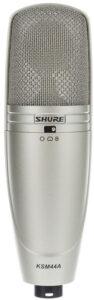 Mikrofon Shure-KSM44A
