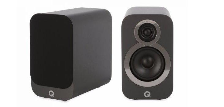 Par reproduktions Q-Acoustics 3020i