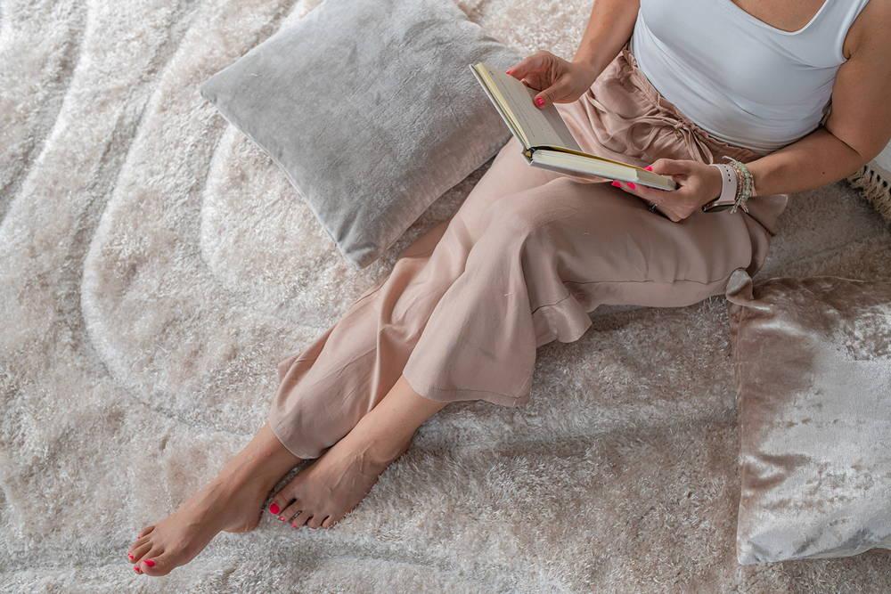 Professional Calm-pillow 3d záclona