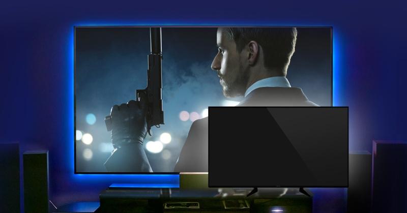 Projektor kontra tv