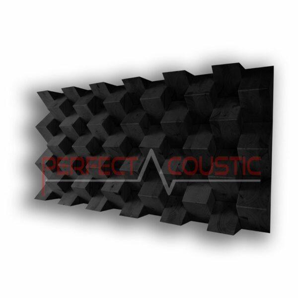Pyramid akustisk diffusör färg