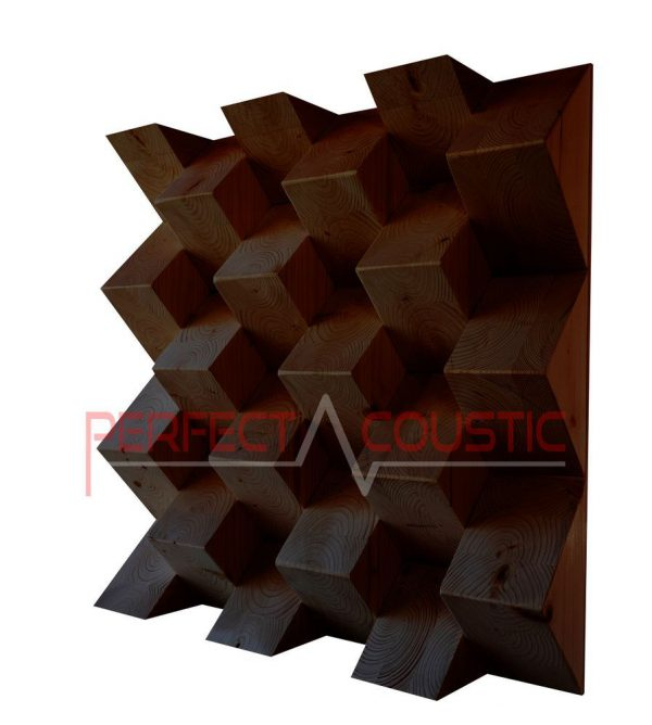 Pyramid akustisk diffusor (2)