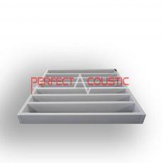 Rutnät akustisk diffusor