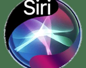 Siri-applikation