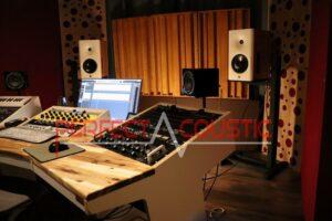 Studioakustik, akustisk mätning