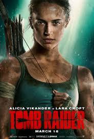 Tomb Raider filmaffisch