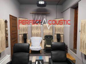 akustisk behandling av Perfect Acoustic