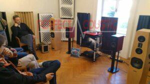 akustiska spridare i Barabas villa