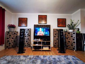 akustiska väggpaneler