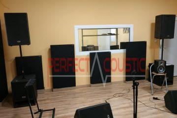 diffusor frontpanel akustiska paneler nära väggen (2)