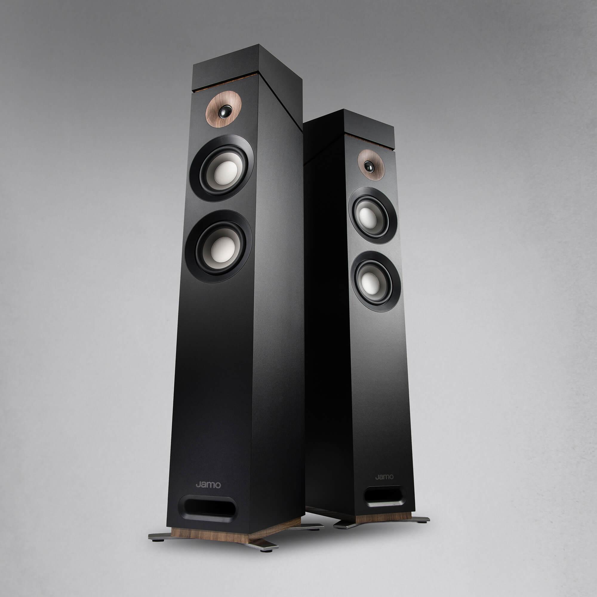 kritisk högtalare jamo-s-807