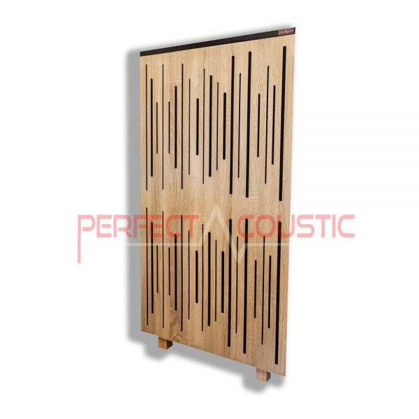 Bass traps med diffusor