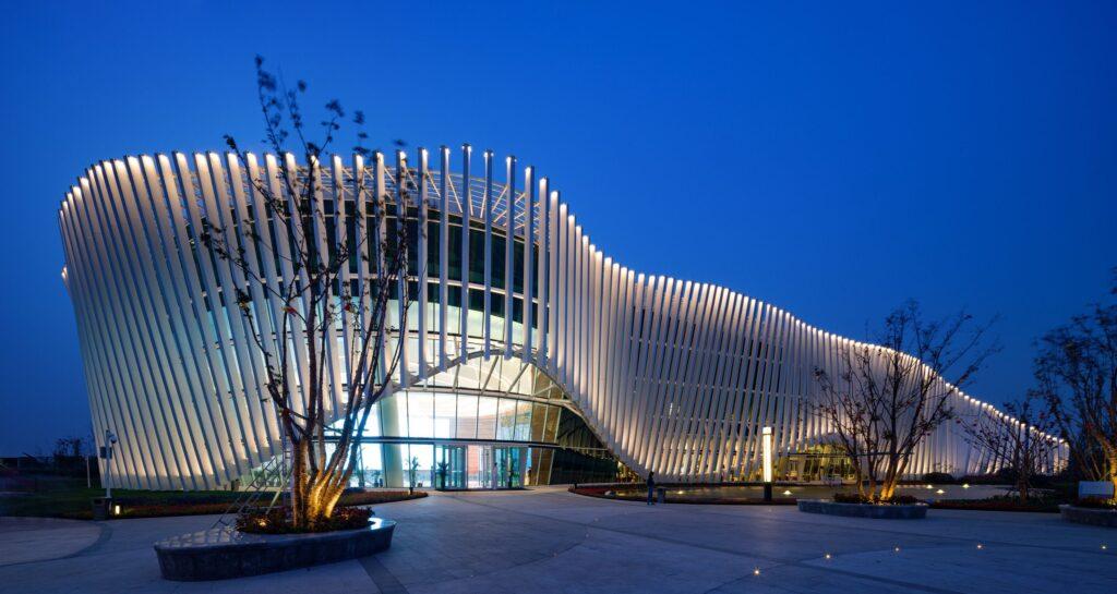 parametrisk byggnad