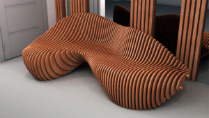 parametrisk möbeldesign