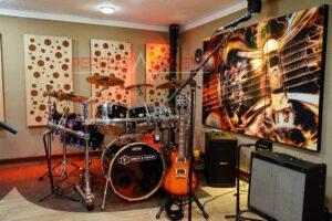 Studioakustik - sättet att uppnå perfekt ljud