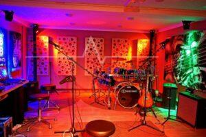 studioakustikmätning och akustisk reparation