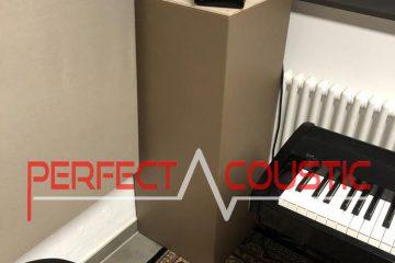 tryckt akustisk panel på väggen (3)