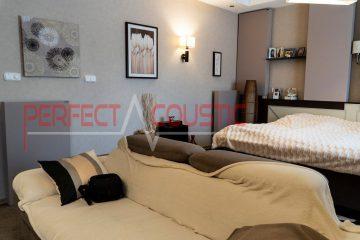 vardagsrum med akustiska dämpare (2)